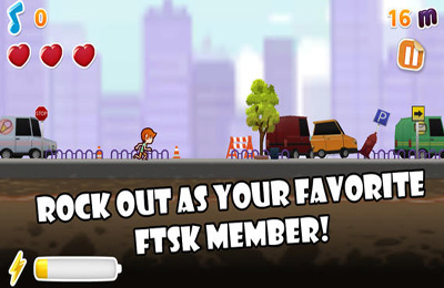 Screenshot MBR3K auf dem iPhone