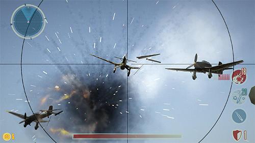 Capturas de tela de WW2: Clear sky 1941