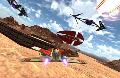 Simulator-Spiele: Lade Alpha Schwadron auf dein Handy herunter