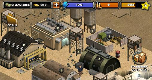 Modern war pour Android