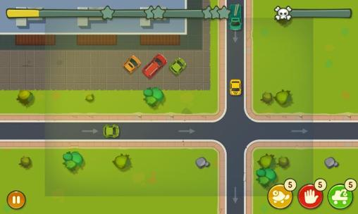 Road panic for Android