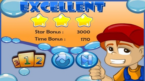 Screenshot Das Klempner-Geschäft auf dem iPhone