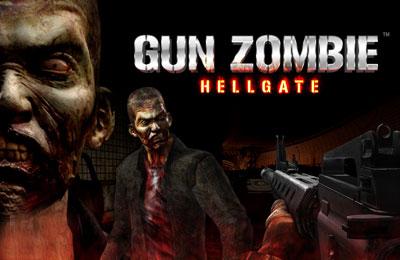logo Gun Zombie : Hell Gate