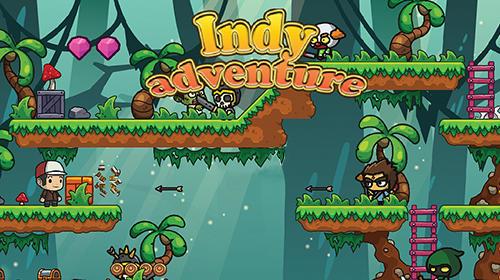 Indy adventure Screenshot