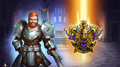 RPG-Spiele Heroes of magic: Card battle RPG für das Smartphone