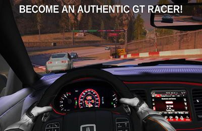 GT Racing 2: The Real Car Experience for iPhone