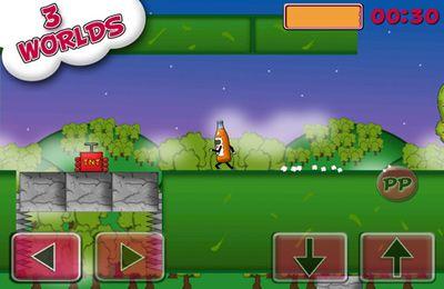 Arcade-Spiele: Lade Wahnsinniger Korken auf dein Handy herunter