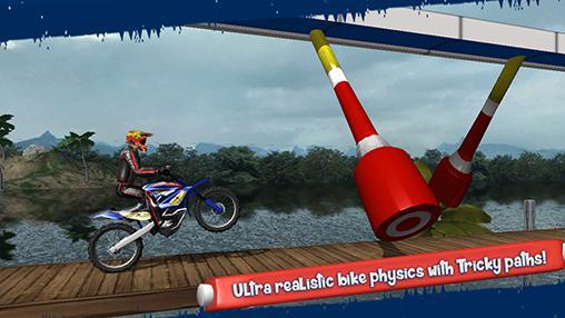 Arcade Bike master 3D für das Smartphone