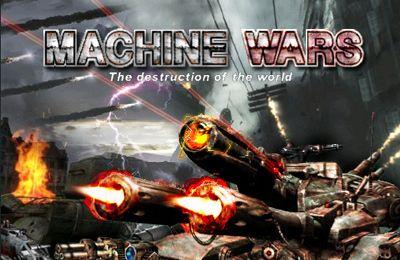 логотип Война Машин