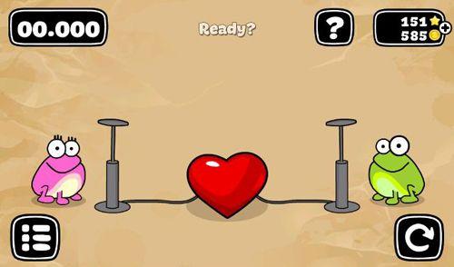 Screenshot Tippe auf den Frosch: Doodle auf dem iPhone