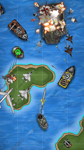 Carrier commander: War at sea для Android