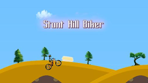 Stunt hill biker screenshot 1