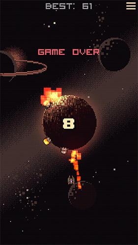 Пиксельные игры Orbitron arcade на русском языке