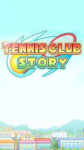 logo Tennis club story