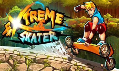 Extreme Skater Symbol