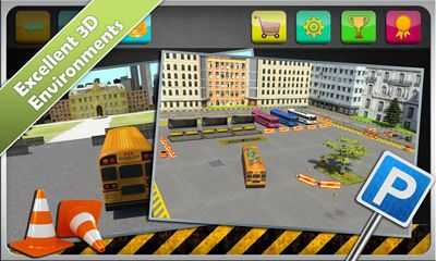 Bus Parking Simulator 3D for Android