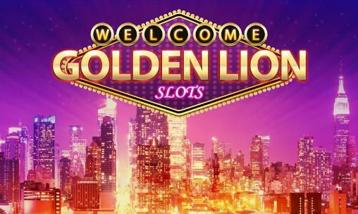 Golden lion: Slots captura de tela 1