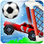 アイコン Pixel cars: Soccer