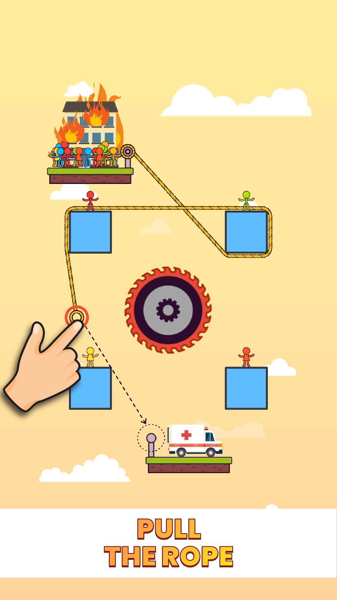 Rope Puzzle for Android