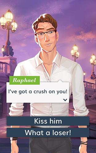 Скриншот City of love: Paris на андроид
