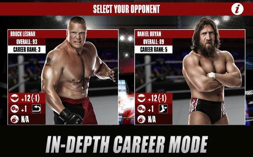 WWE 2K para iPhone gratis
