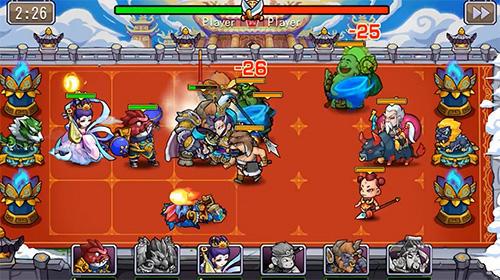 Secret kingdom defenders: Heroes vs. monsters! für Android