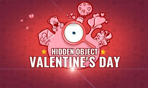 Hidden objects: St. Valentine's day Screenshot