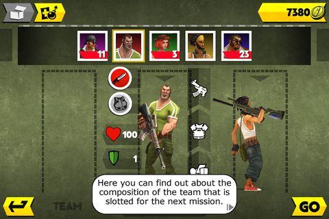 RPG-Spiele: Lade Antisquad: Taktiken Premium auf dein Handy herunter