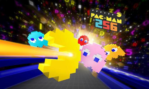 Pac-Man 256: Endless maze Screenshot