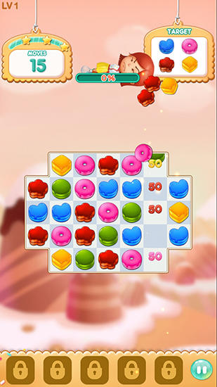 Cake maker: Cake rush legend für Android