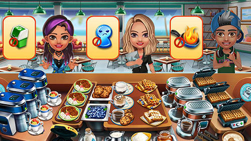 Cooking city для Android