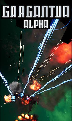 Gargantua: Alpha. Spaceship duel Screenshot