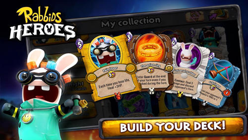 Rabbids heroes capture d'écran 3