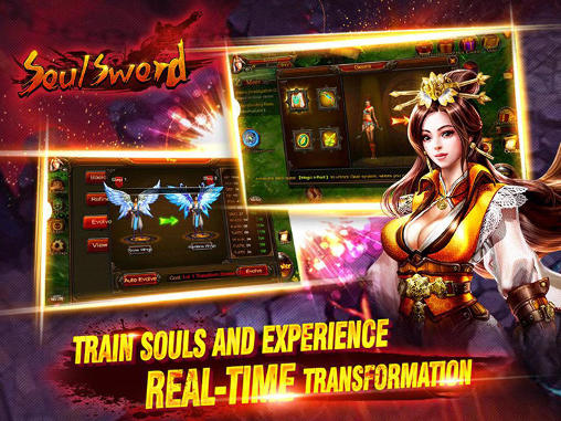 Three kingdoms: Soul sword für Android
