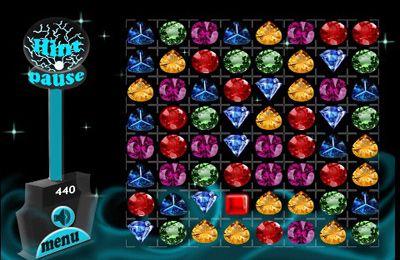 Logikspiele: Lade Diamantenexplosion auf dein Handy herunter