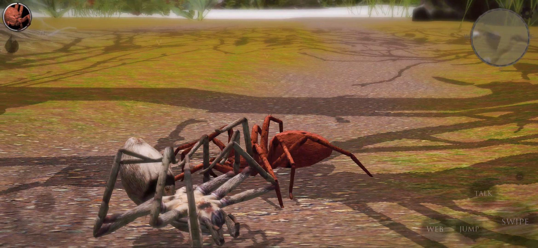 Ultimate Spider Simulator 2 capture d'écran 1