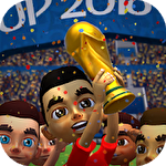 Soccer world cup: Soccer kids icono