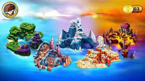 Arcade-Spiele Go king game für das Smartphone