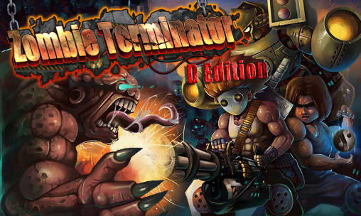Zombie terminator: D edition Symbol