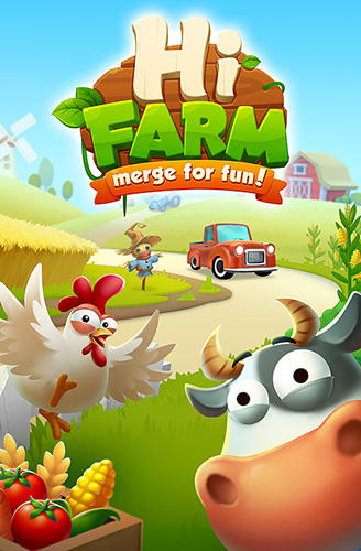 Hi farm: Merge fun! Screenshot