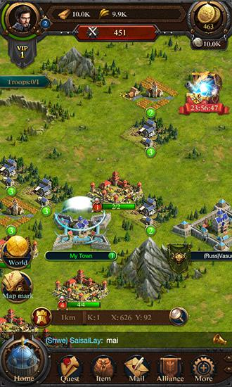 Total clash para Android