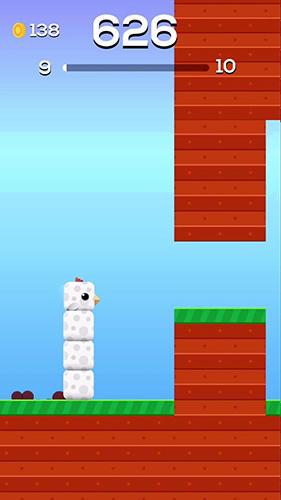 Juegos semejantes a Flappy Bird Square bird en español