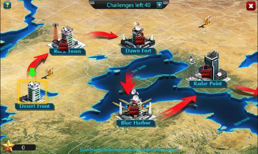 Armor modern war: Mech storm screenshot 1