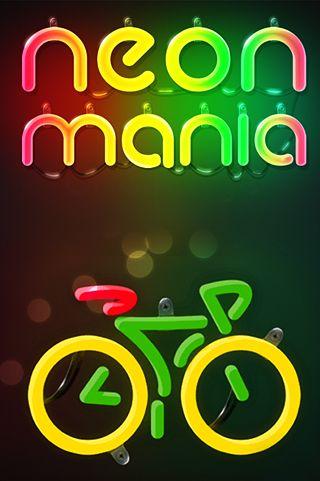 logo Neon Mania