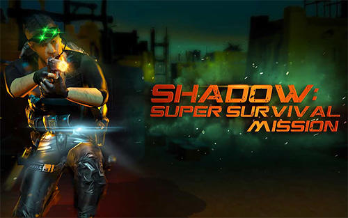 Shadow: Super survival mission icono
