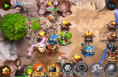 Captura de pantalla El arma de los goblins HD en iPhone