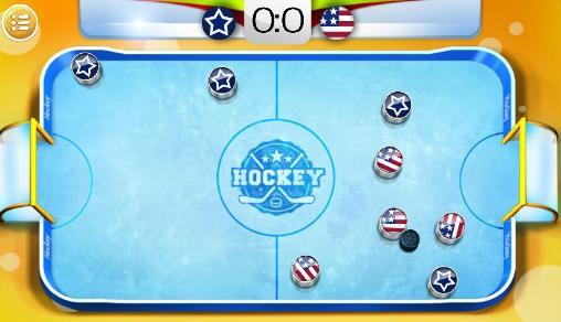 Mini hockey: Stars für Android