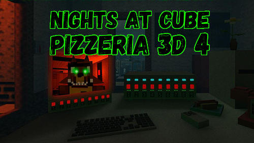 Nights at cube pizzeria 3D 4 Screenshot