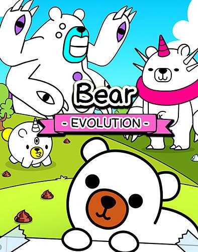 Bear evolution: UnBEARably fun clicker game Screenshot