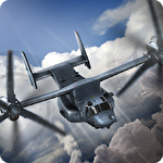 V22 Osprey: Flight simulator icon